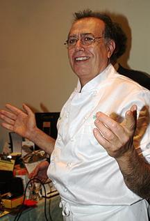 Chef Pietro Scotti