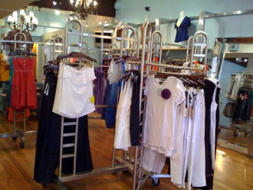 Westport clothing stores