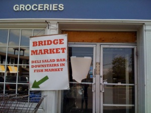 Peter's Bridge Market - Westport