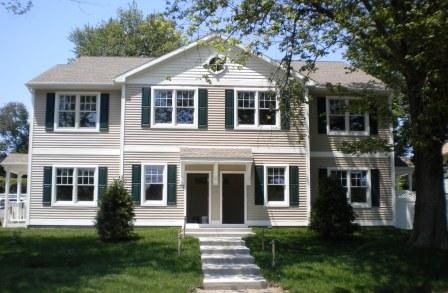 Westport's Rotary Centennial House