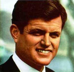 Ted Kennedy, circa 1964