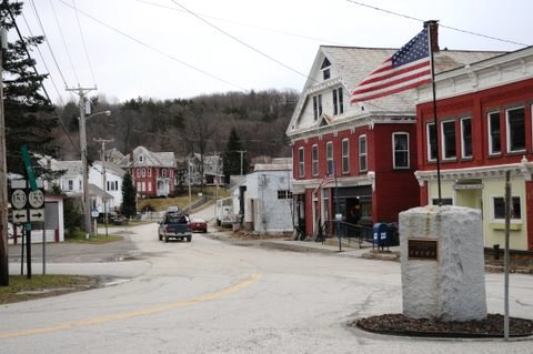 West Pawlet, Vermont (Photograph by Karl Decker)