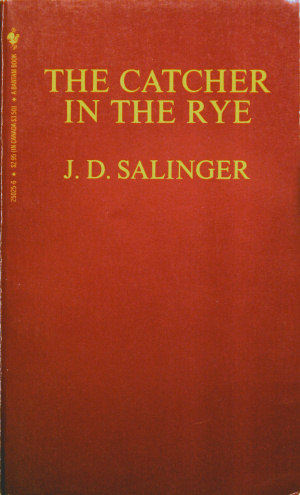 an analysis of the story of the catcher in the rye by j d salinger An analysis of catcher in the rye the protagonist, holden caulfield, interacts with many people throughout jd salinger's novel the catcher in the rye, but probably.