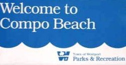 One reader thinks Compo Beach could be a lot more welcoming.