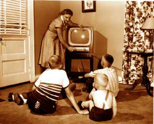 I Was A Nielsen TV Viewing Family   06880