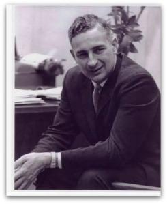 Allen Raymond, circa 1963.