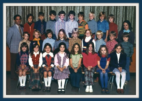 Walt Melillo inspired thousands of Westport elementary school students. This is his Burr Farms Class of 1973.