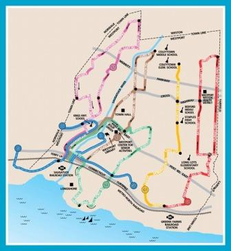 Norwalk Transit District  06880