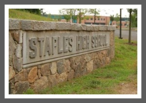 The Board of Education may vote tonight on a new principal of Staples High School.