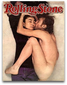 Gregory Katz's story on John Lennon's murder ran in the Rolling Stone issue with this now-legendary cover.