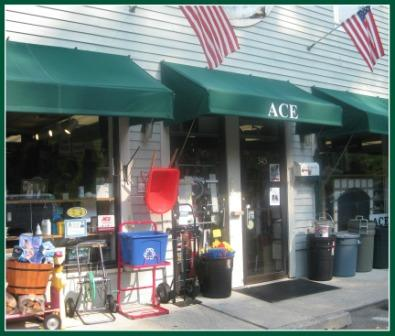Crossroads Ace Hardware, where customer service -- and Joe Italiano -- are kings.