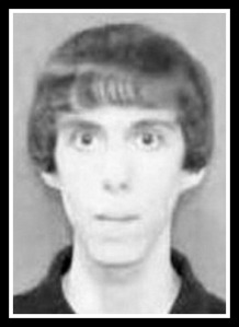 The photo of Adam Lanza, seen around the world.