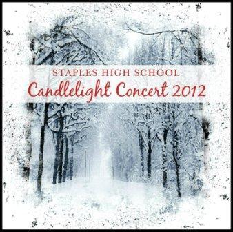 Candlelight Concert 2012 - Staples High School