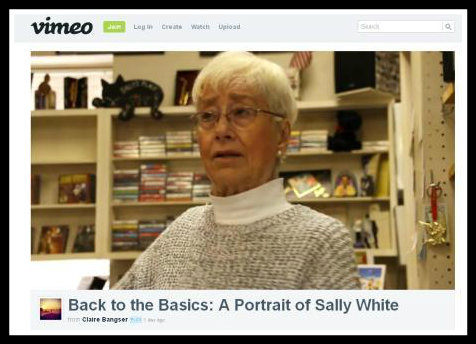 Sally White video
