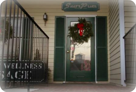 Sally's Place, on the 2nd floor at 190 Main Street.