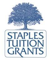 Staples Tuition Grants new logo