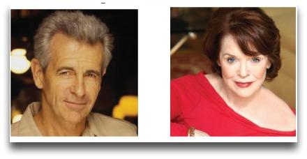 James Naughton and Leslie Orofino