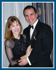 Kevin Gray and his wife, Dodie Pettit.