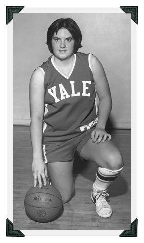 Lisa Brummel, back in the day.