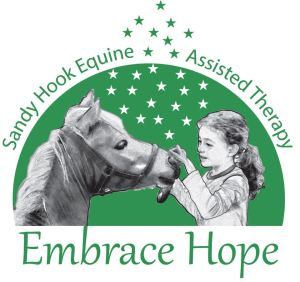 Embrace Hope Equine Therapy logo