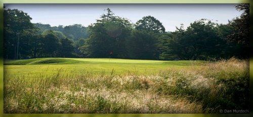 The Longshore golf course -- where John Coopepr learned the game. (Photo by Dan Murdoch, via LongshoreGolf.com)