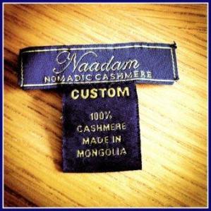 Naadam made in Mongolia