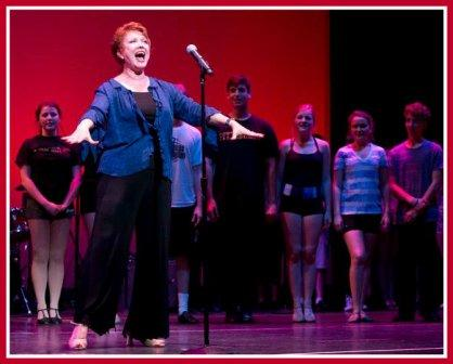 "Donna McKechnie -- who earned a Tony fas ""Cassie"" in ""A Chorus Line"" -- reprises her role, backed up by Players."