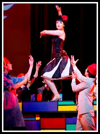 "The action never stops in ""Bye Bye Birdie."" (Photo by Kerry Long)"