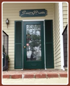 Sally's Place is at 190 Main Street -- on the right, just past Avery Place.