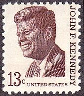 Dohanos JFK stamp