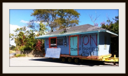 Southport beach shack