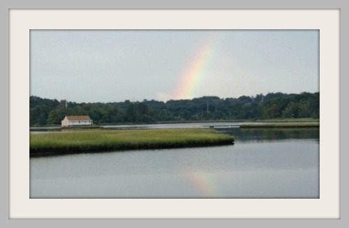 Stacey Henske rainbow