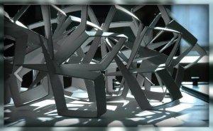A Todd Austin sculpture.