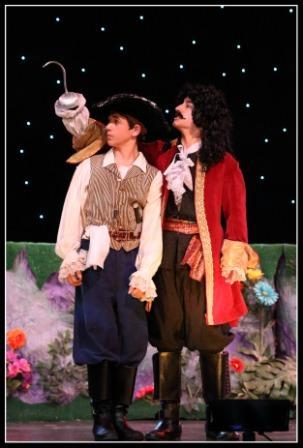 """Peter Pan"" wowed Coleytown Middle School audiences."