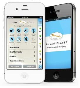 Community Plates app