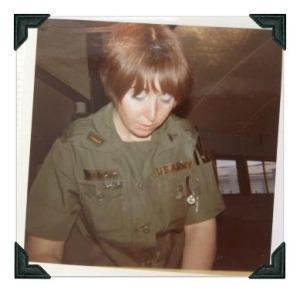 Kendall Gardiner, in Viet Nam.