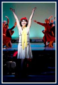 Amanda Horowitz as Millie Dillmount. (Photo/Kerry Long)