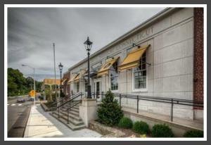 Post 154 restaurant.
