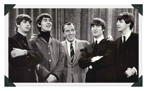 Fifty years ago -- on February 9, 1964 -- the Beatles first appeared on Ed Sullivan.