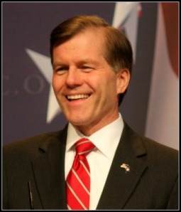 Former Virginia Governor Bob McDonnell. (Photo courtesy of Wikipedia)
