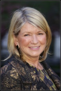 Former Westporter Martha Stewart. (Photo courtesy of Wikipedia)