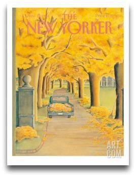 New Yorker - Longshore cover