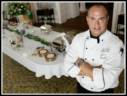 Todd Schneider, when he was executive chef for Governor McDonnell.