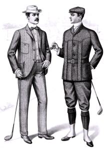 1900s golf