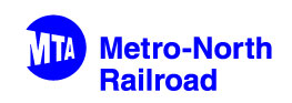 Metro-North logo