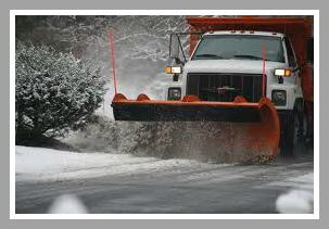 Westport's DPW snow plow crew does yeoman's work -- all over town. (Photo/Luke Hammerman for Inklings)