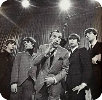 When Ed Sullivan introduced the Beatles to America, it was a really big show. (Photo/The ArtsFuse)