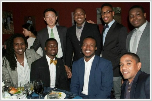 A Better Chance alumni enjoying last year's Dream Event.