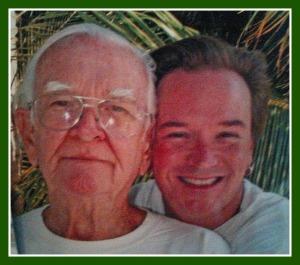Ben Wilder and his son Eddie