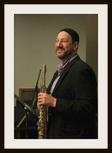 "Greg Wall, the ""jazz rabbi,"" plays classical music today."